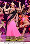 Bollywood Replica Madhuri Dixit Net and Chiffon Lehenga In Pink and Black Colour NC297