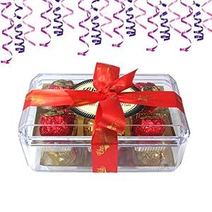 12pc Luxurious Selection of Truffles - Chocholik Luxury Chocolates