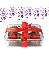 12pc Luxurious Selection of Truffles - Chocholik Luxury Chocolates
