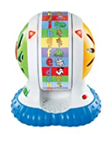 LeapFrog Spin and Sing Alphabet Zoo, Multi Color