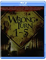 Wrong Turn 1-5 [Blu-ray]
