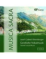Musica Sacra (10CD)