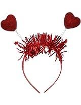 Prime Traders Heart Headband, PT0077