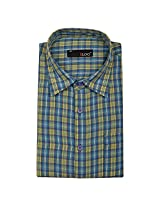 Blog Men's Multi (Color) Full Sleeve Formal Shirt-FS36