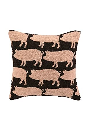 Peking Handicraft So Many Pigs Hook Pillow