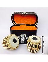 Hand Made Miniature Tabla Set - (Mini Tabla Decorative Showpieces) With Tabla Box