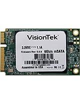 VisionTek 60GB mSATA SATA III Internal Solid State Drive - 900610