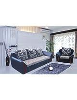 Amey Toronto Sofa Set 3+1+1