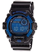 Casio G-Shock Digital Blue Dial Men's Watch - G-8900A-1DR (G354)