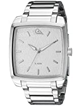 Quiksilver Analog White Dial Men's Watch - QS-1009-SVSV
