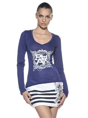Phard Camiseta Jeneviev (Azul Oscuro)