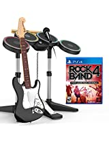 Rock Band 4 Band-in-a-Box Software Bundle (PS4)