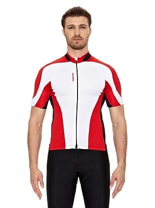 Inverse Maillot Ciclismo Life (Rojo)