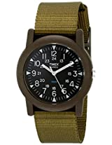 Timex® Men's  Analog Camper Watch #T41711