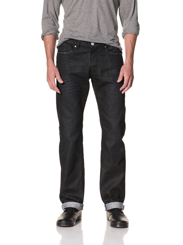 Genetic Denim Men's The Maverick Straight Jean (Kick)