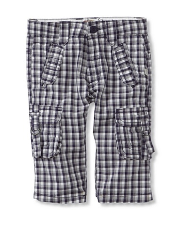 KANZ Boy's Bermuda Shorts (Plaid)