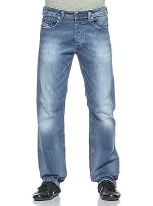 Diesel Pantalón Vaquero Larkee-Relaxed (Azul Denim)