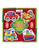 Creatives - Early Puzzles Transport