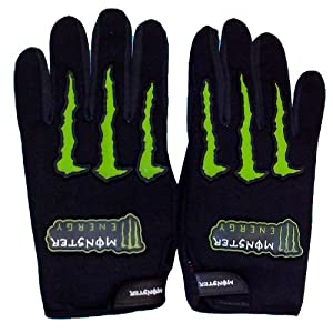 New Monster bike/car hand gloves