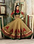 Shraddha Kapoor Net Embroidered Anarkali Suit - LFSUKHW1114