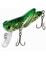 Caperlan Green Gropper 40 - Fishing Lure