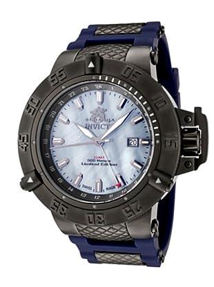 Invicta Reloj 740-002 Subaqua III azul / negro
