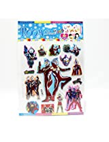 MBGiftsGalore Super Hero Sticker Small