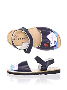 Chuches Kid's Pirate Sandal (Navy)