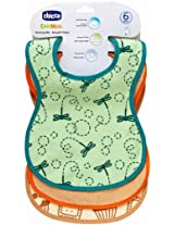 Chicco Weaning Bibs (Pack of 3)