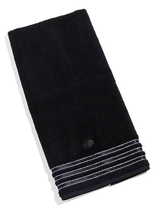 VOSSEN Asciugamano 60x110 Cult Deluxe viso (nero)