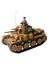 Forces of Valor German Panzer 38(t) Eastern Front 1942 Model Kit (1:72 Scale)