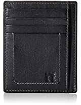 Haggar Men's Buckskin Front Pocket Wallet