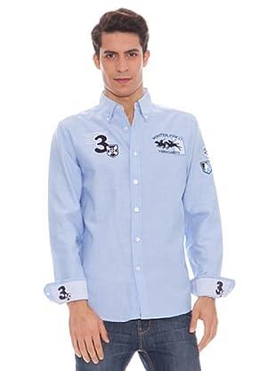 Valecuatro Camisa (azul celeste)