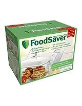 FoodSaver Rectangular Canister with Bonus Cheese Grater