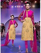Heer Designer Anarkali Suit