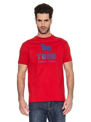 Toro Camiseta Toro 1956 (Rojo)