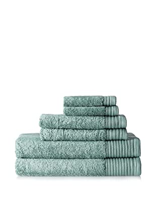 Terrisol Supima 6-Piece Towel Set (Jade)