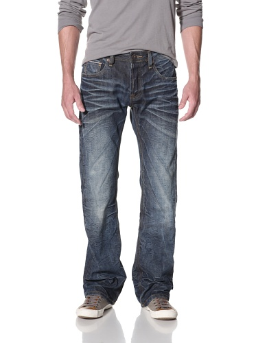 Cult of Individuality Men's Hagen Relaxed Jeans (24 Month)
