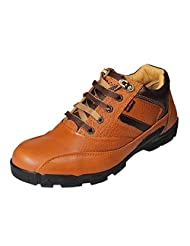 Red Chief Men's Elephant Tan Leather Casual Shoes - B00MANRQ7A