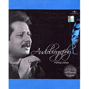 Audiobiography: Pankaj Udhas (2 CD Set)(Audio Cd/Pankaj Udhas/Audiobiography/Hindi Music)