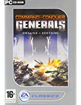 Command And Conquer Generals Deluxe Edition - Windows