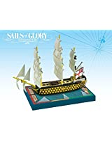 Sails of Glory Ship Pack - HMS Victory 1765, 1805 Board Game