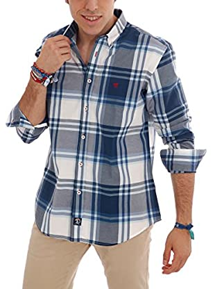 TIME OF BOCHA Camicia Uomo Lino