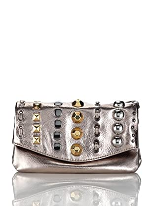 Love Moschino Clutch (Champagner)