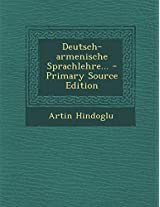 Deutsch-Armenische Sprachlehre...