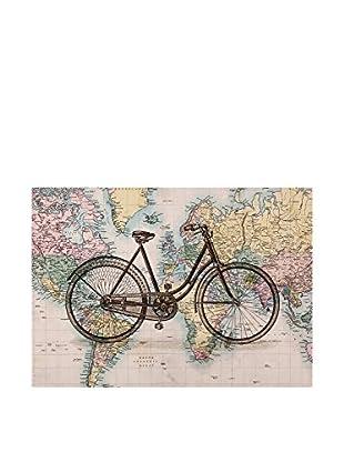 Really Nice Things Leinwandbild Bike