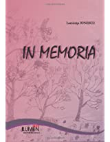 In memoria (Romanian Edition)
