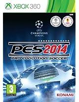 Pro Evolution Soccer PES 2014 Pro Evo Microsoft XBox 360 Game