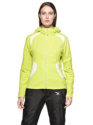 Salewa Sonia Fleecejacke (lime)