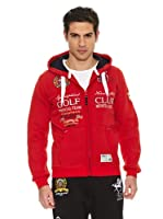 Geographical Norway Chaqueta Gapeone (Rojo)